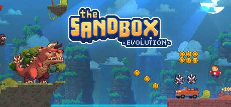 Купить The Sandbox Evolution. Craft a 2D Pixel Universe!