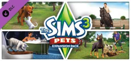 Купить The Sims 3 Pets со скидкой 75%
