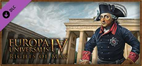 Expansion. Europa Universalis IV. Rights of Man дешевле чем в Steam