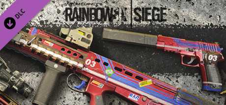 Купить ключ дешево Tom Clancy's Rainbow Six Siege. Racer SAS Pack