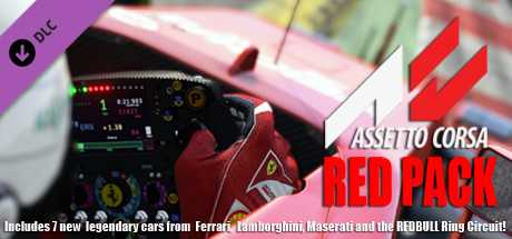 Купить Assetto Corsa. Red Pack