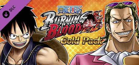 One Piece Burning Blood Gold Pack дешевле чем в Steam