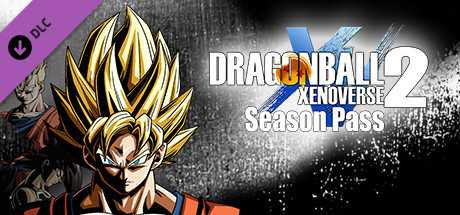 DRAGON BALL XENOVERSE 2 Season Pass дешевле чем в Steam