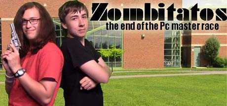 Купить Zombitatos the end of the Pc master race