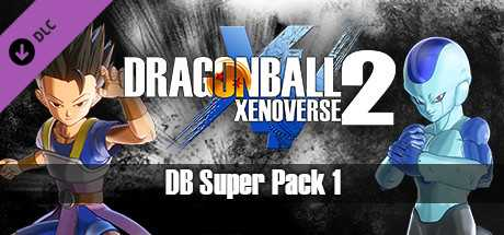DRAGON BALL XENOVERSE 2. DB Super Pack 1 дешевле чем в Steam
