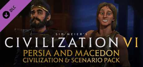 Civilization VI. Persia and Macedon Civilization & Scenario Pack дешевле чем в Steam