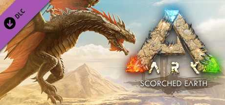 Купить ARK. Scorched Earth. Expansion Pack