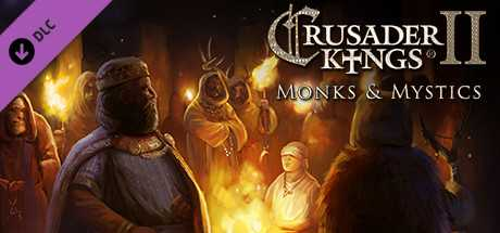 Купить Crusader Kings II. Monks and Mystics со скидкой 3%