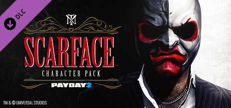 Купить PAYDAY 2. Scarface Character Pack