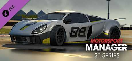 Motorsport Manager. GT Series дешевле чем в Steam