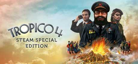 Купить Tropico 4. Steam Special Edition