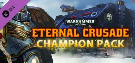 Warhammer 40,000. Eternal Crusade. Champion Weapon Pack дешевле чем в Steam