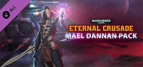 Warhammer 40,000. Eternal Crusade. Mael Dannan Weapon Pack дешевле чем в Steam