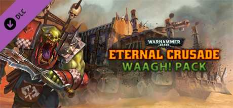 Warhammer 40,000. Eternal Crusade. Waaagh! Weapon Pack дешевле чем в Steam