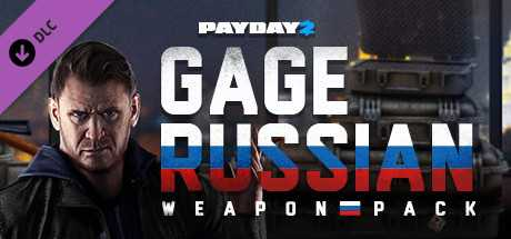 Купить PAYDAY 2. Gage Russian Weapon Pack