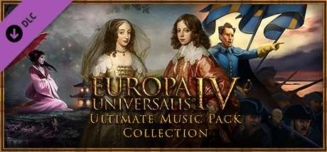 Collection. Europa Universalis IV. Ultimate Music Pack дешевле чем в Steam