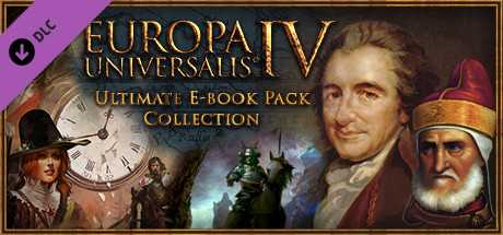 Collection. Europa Universalis IV. Ultimate E-book Pack дешевле чем в Steam