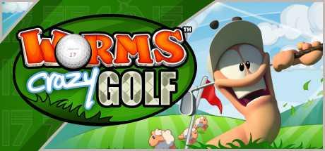 Купить Worms Crazy Golf со скидкой 80%