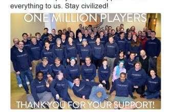 Civilization VI достигла отметки в 1 млн. игроков