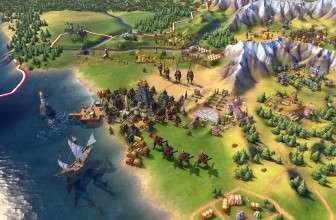 Первые скриншоты Civilization VI