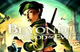 Раздача бесплатно Beyond Good & Evil. Тридцатилетие Ubisoft. Октябрь.