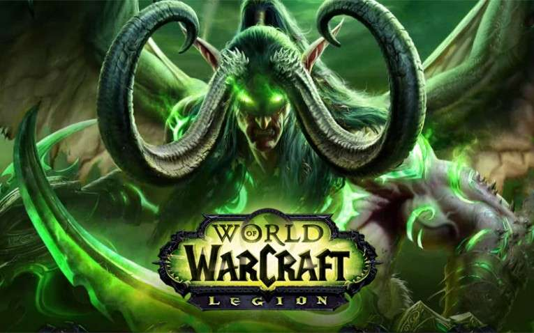 World of Warcraft. Legion дешевле чем в Steam