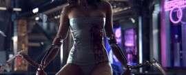 Видео из Cyberpunk 2077