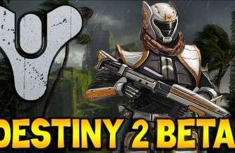 Купить ключ бета-теста Destiny 2