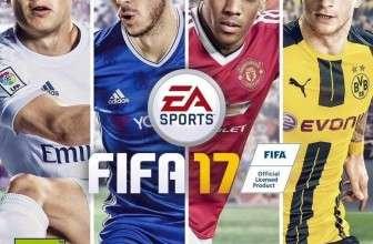 Предзаказ FIFA 17 со скидкой