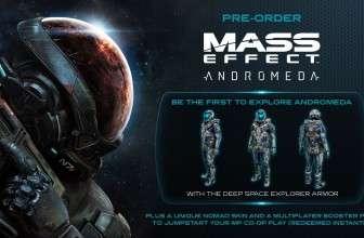 Предзаказ Mass Effect: Andromeda на ПК дешевле Origin