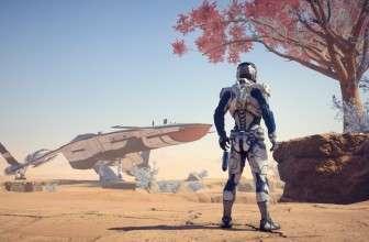 Mass Effect: Andromeda уже доступна для подписчиков Origin Access