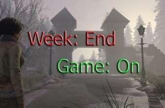 Релиз Syberia 3, ОБТ нового Warhammer 40,000, бесплатная раздача Starcraft и Saints Row 2, Halo Wars на PC, а также скидки на выходных