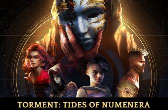 Вышла Torment. Tides of Numenera — GOG.com празднует и дарит скидки