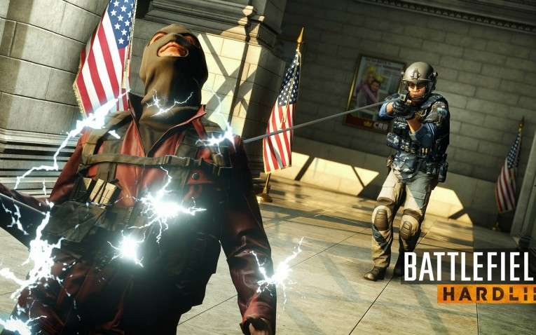 Купить ключ дешево Battlefield. Hardline
