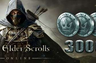 The Elder Scrolls 3000 Crown Pack купить