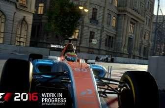 Купить дешево F1 2016