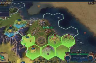 Видео геймплея  Civilization VI