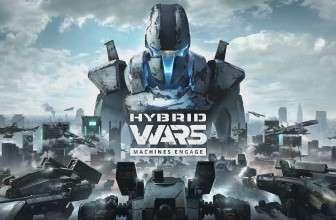 Купить Hybrid Wars со скидкой