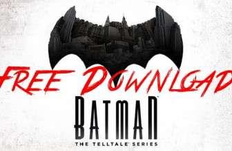 Первый эпизод Batman: The Telltale Series бесплатно