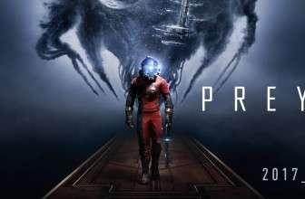 Дата выхода Prey 2017