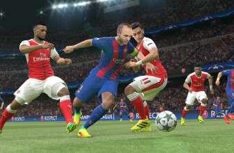 Купить Pro Evolution Soccer 2017 со скидкой