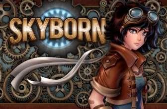 Игра в стиме бесплатно: Skyborn