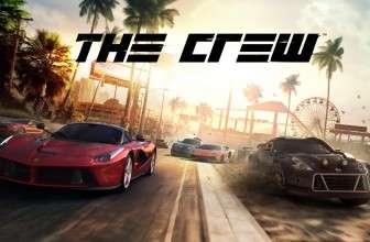 Раздача бесплатно The Crew. Тридцатилетие Ubisoft. Сентябрь.
