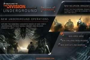 Купить Tom Clancy's The Division. Underground дешево