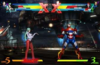 Купить Ultimate Marvel vs Capcom 3 дешево