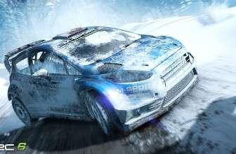 Купить WRC 6 FIA World Rally Championship дешевле, чем в Steam