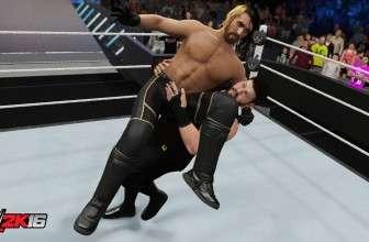 Предзаказ WWE 2K16 со скидкой